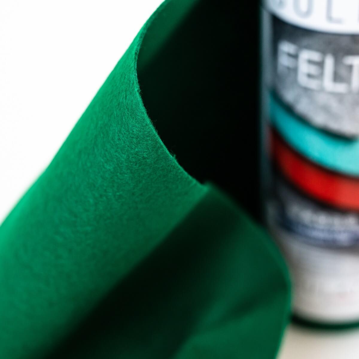 SULKY FELTY, waschbar, 25cm x 3m - Farbe 448 dunkelgrün