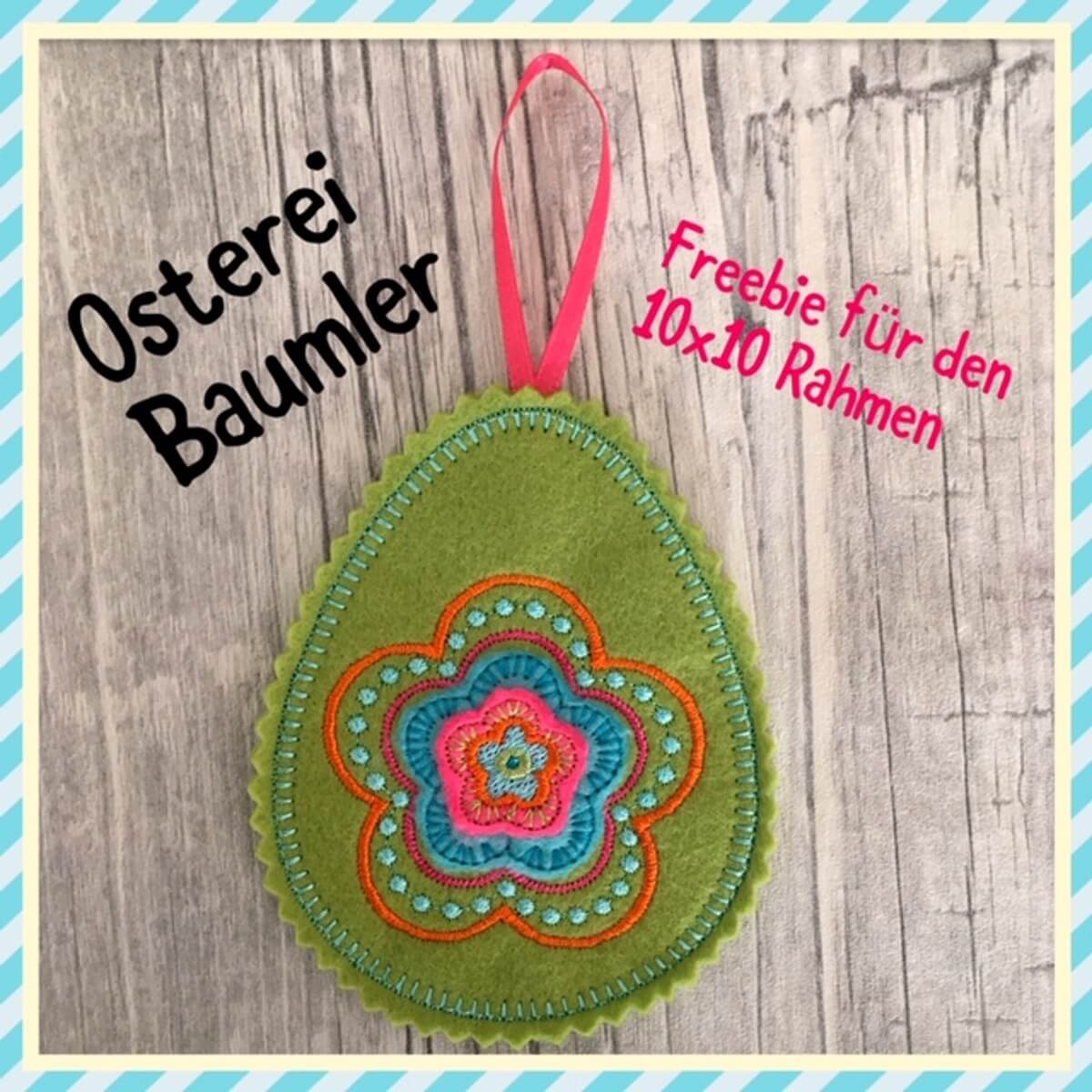 Osterei-Baumler-Freebie