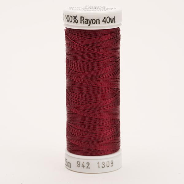 SULKY RAYON 40 farbig, 225m Snap Spulen -  Farbe 1309 Magenta