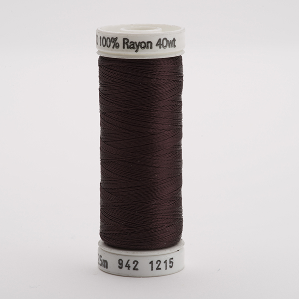 SULKY RAYON 40 farbig, 225m Snap Spulen -  Farbe 1215 Blackberry