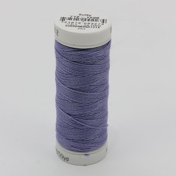 SULKY COTTON PETITES 12, 46m Snap Spulen -  Farbe 1296 Hyacinth
