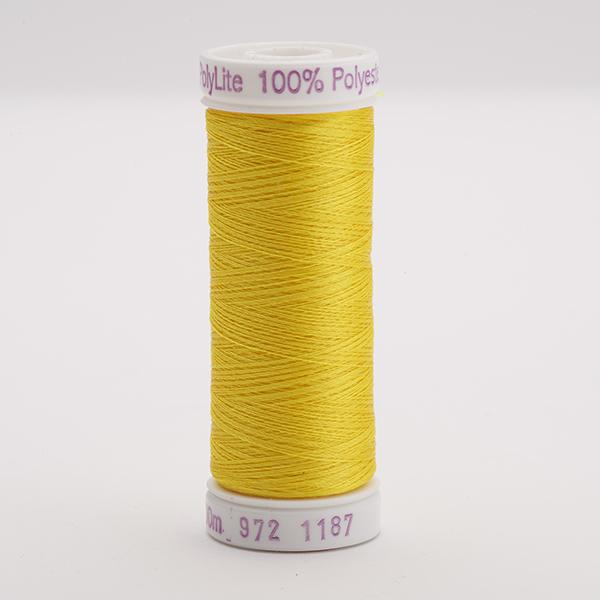 SULKY POLY LITE 60, 400m Snap Spulen -  Farbe 1187 Mimosa Yellow