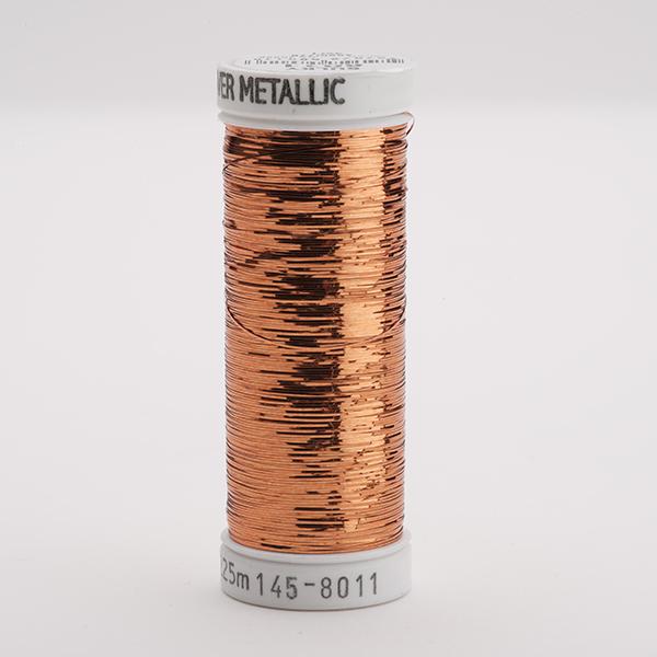SULKY SLIVER, 225m Snap Spulen - Farbe 8011 Lt. Copper