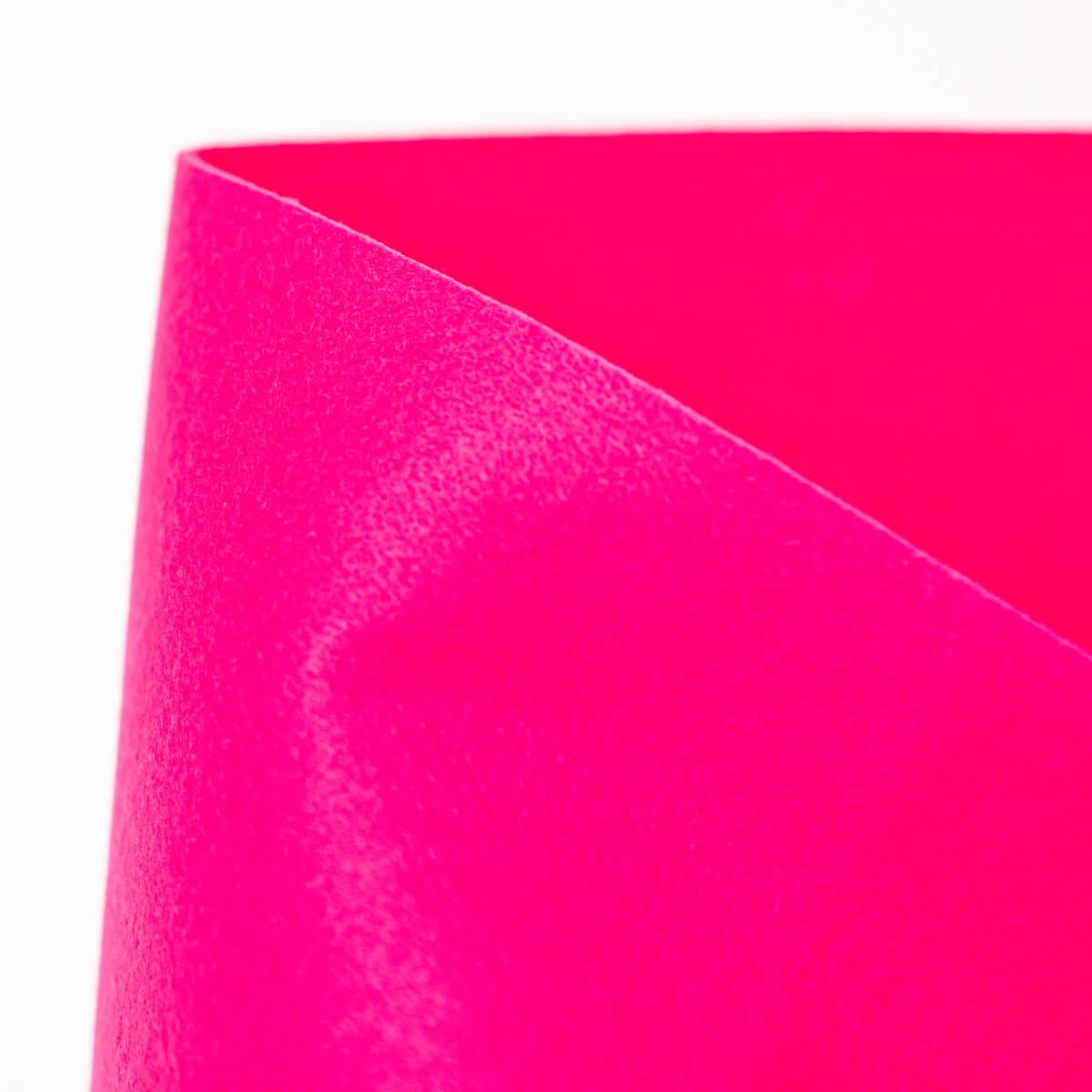 SULKY FELTY, waschbar, 25cm x 3m - Farbe 432 neon pink