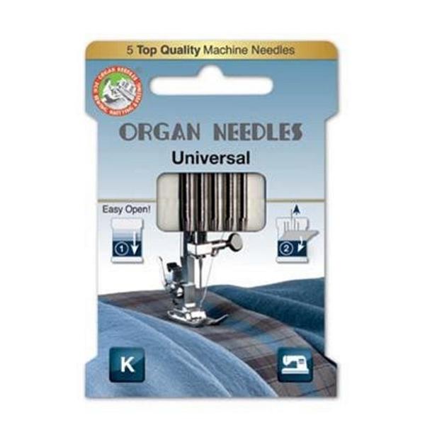 Organ Needles Universal Stärke 80