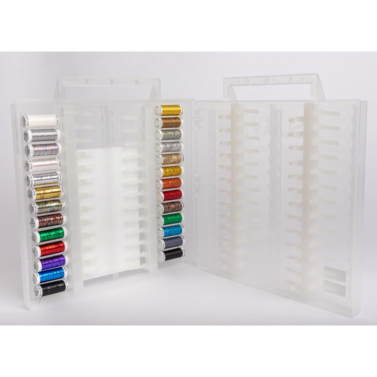 SULKY ORIGINAL SLIMLINE BOX - Metallgarn Starter Pack