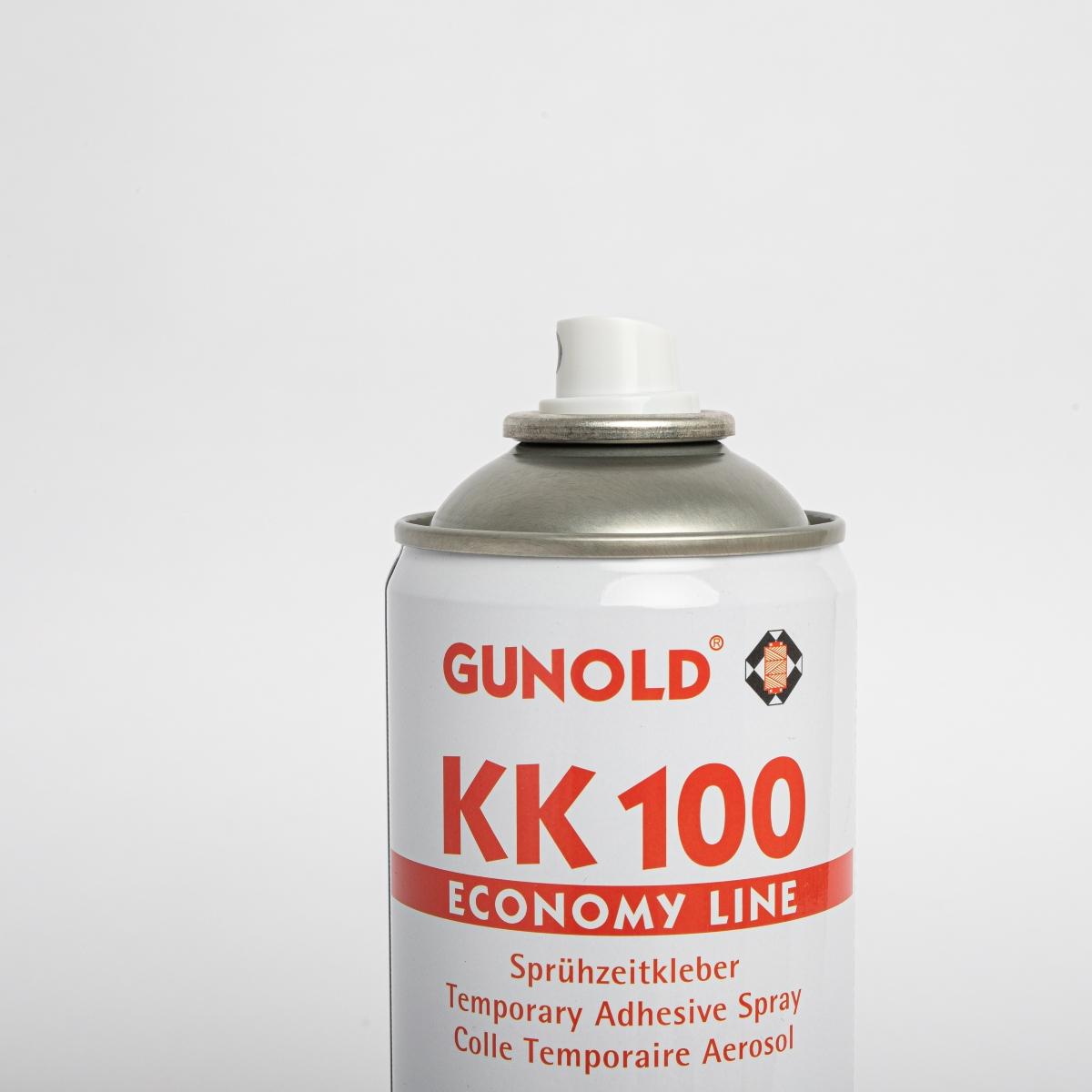 GUNOLD KK100 Economy, Sprühzeitkleber, Dose 500ml