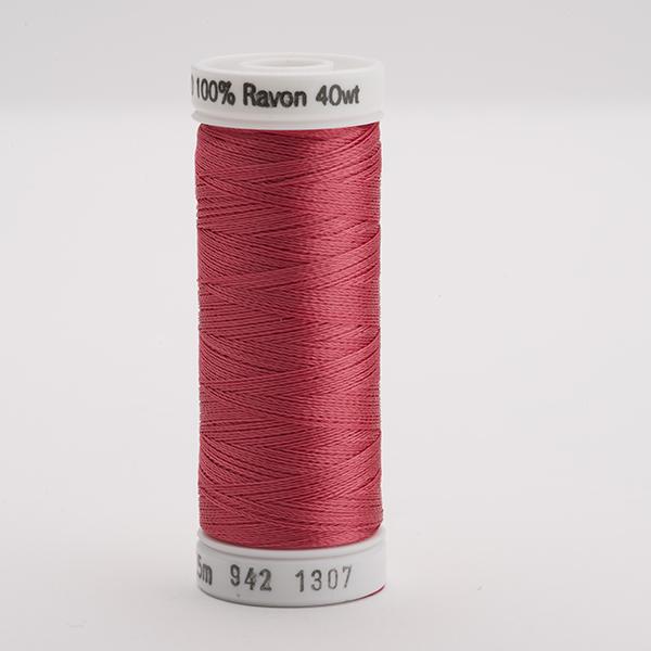 SULKY RAYON 40 farbig, 225m Snap Spulen -  Farbe 1307 Petal Pink