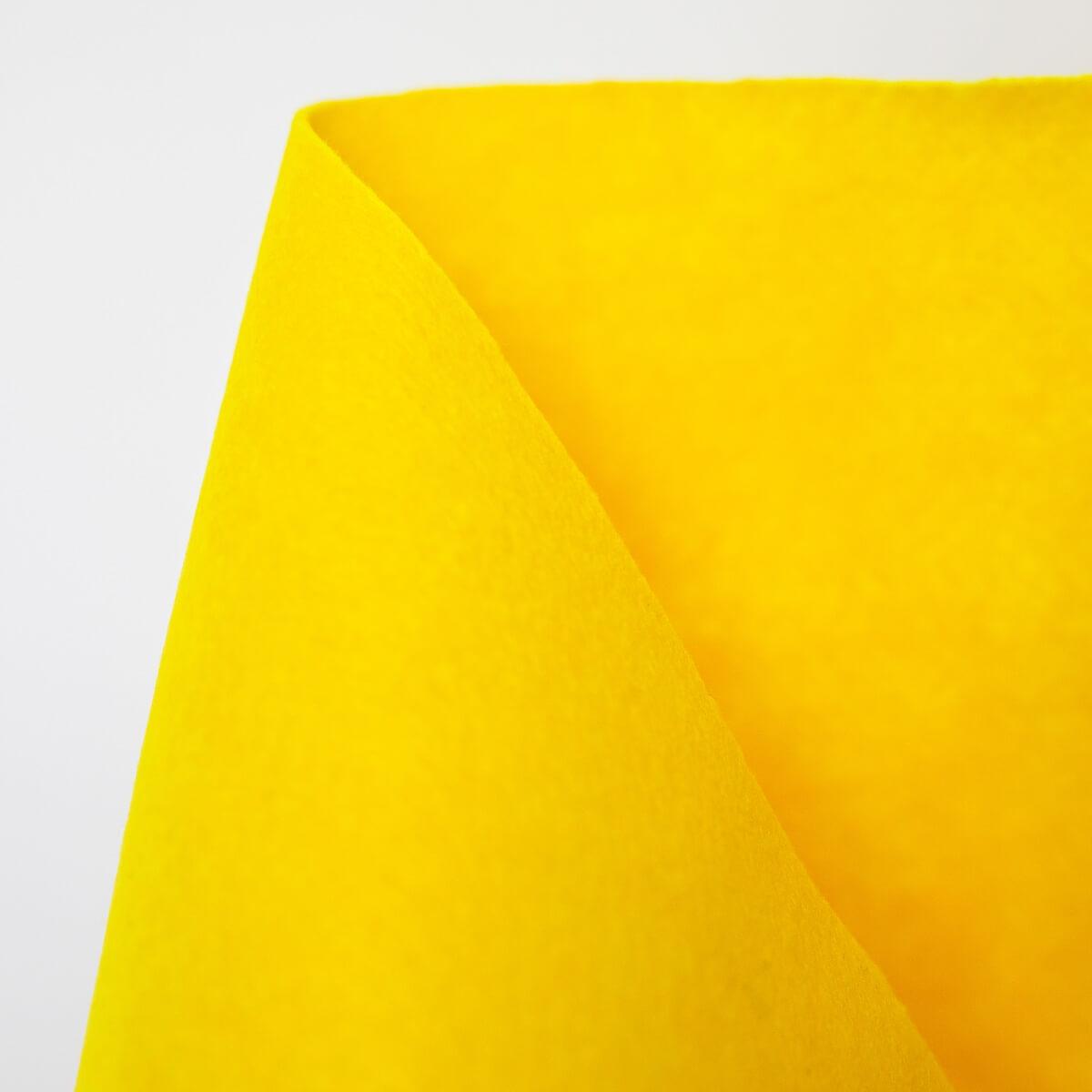 SULKY FELTY, waschbar, 25cm x 3m - Farbe 425 neon gelb