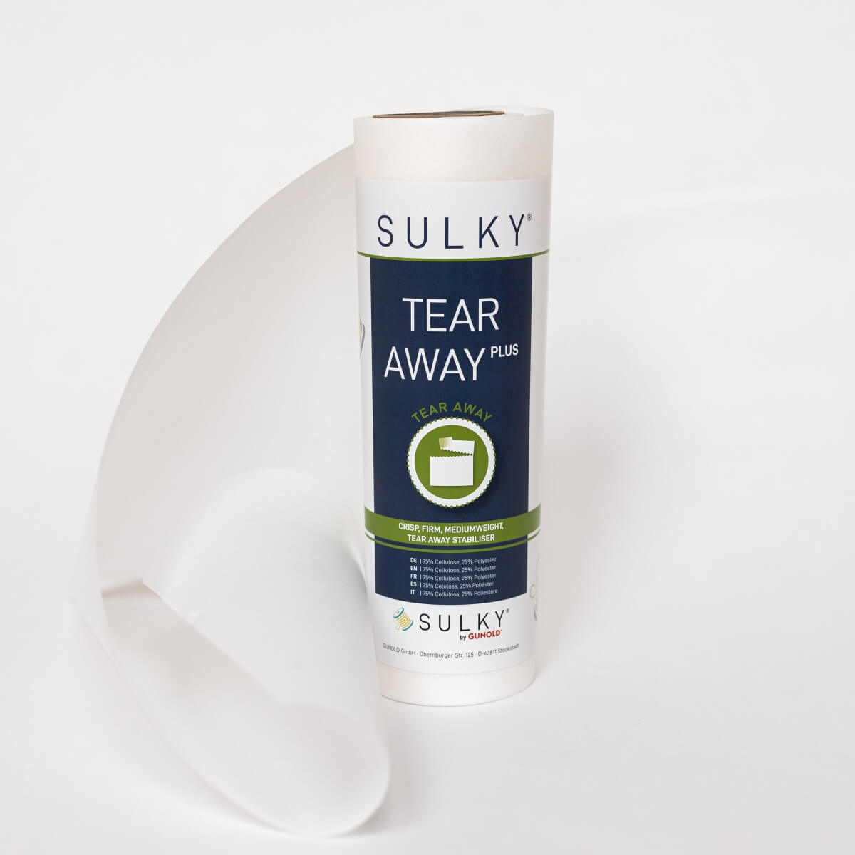 SULKY TEAR AWAY PLUS