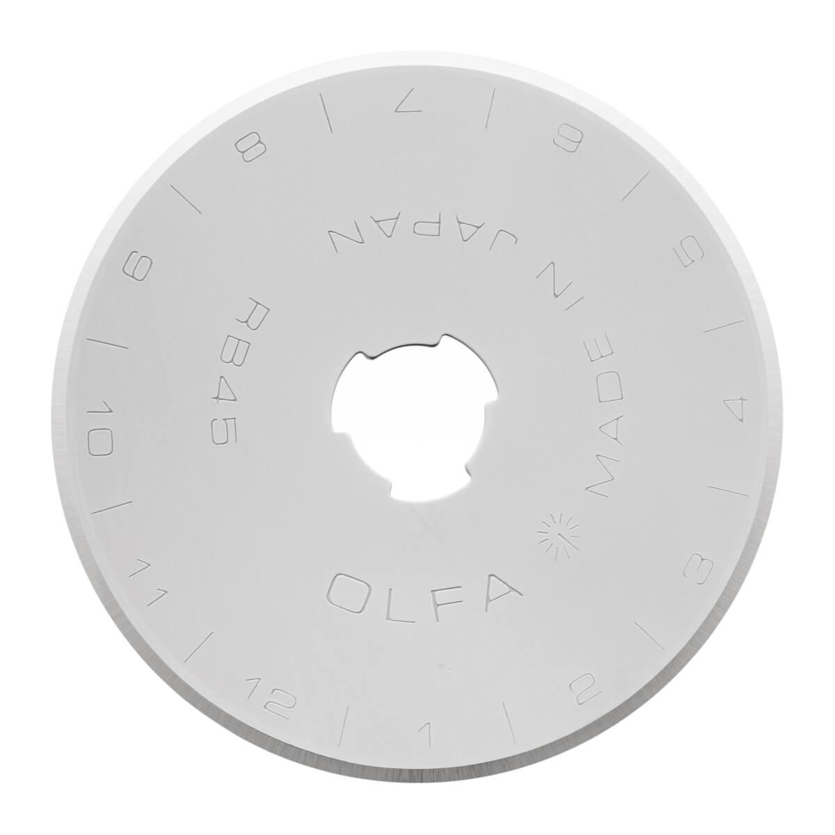 OLFA® RB45-1 45mm - Ersatzklingen Rollschneider 1 Stk