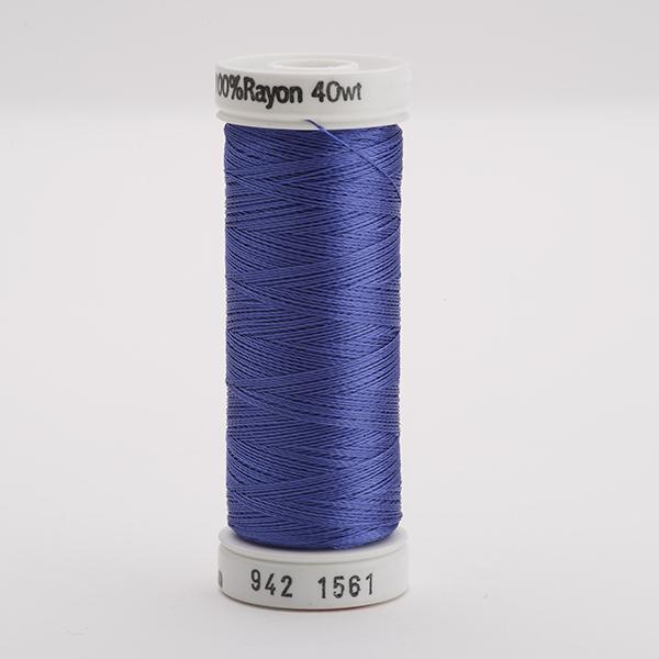 SULKY RAYON 40 farbig, 225m Snap Spulen -  Farbe 1561 Deep Hyacinth