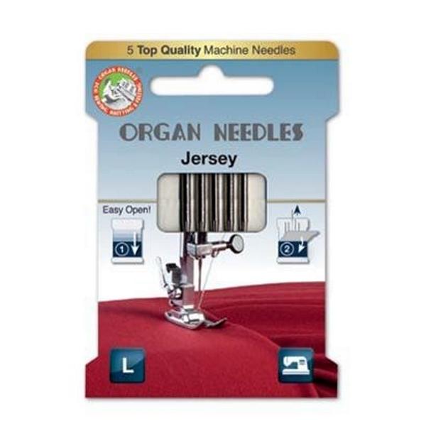 Organ Needles Jersey Stärke 60