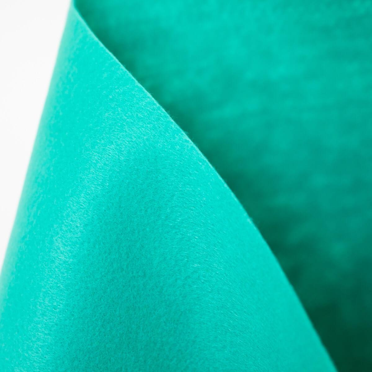 SULKY FELTY, waschbar, 25cm x 3m - Farbe 447 türkis