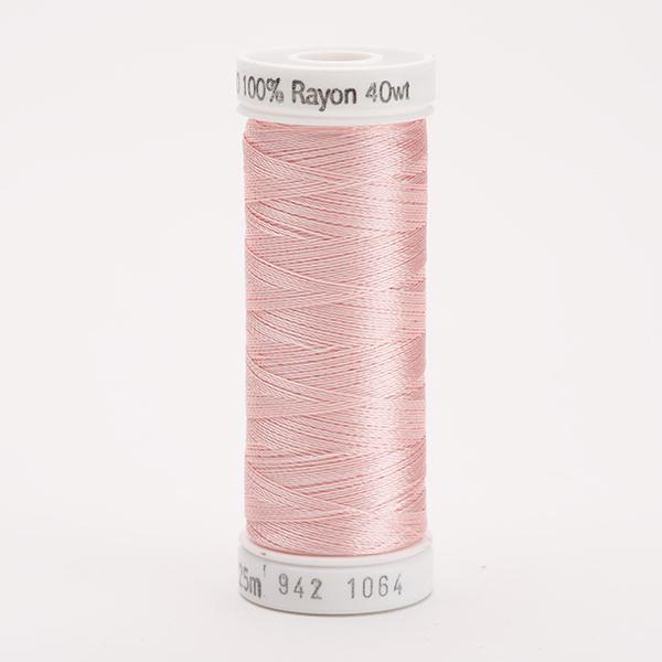 SULKY RAYON 40 farbig, 225m Snap Spulen -  Farbe 1064 Pale Peach