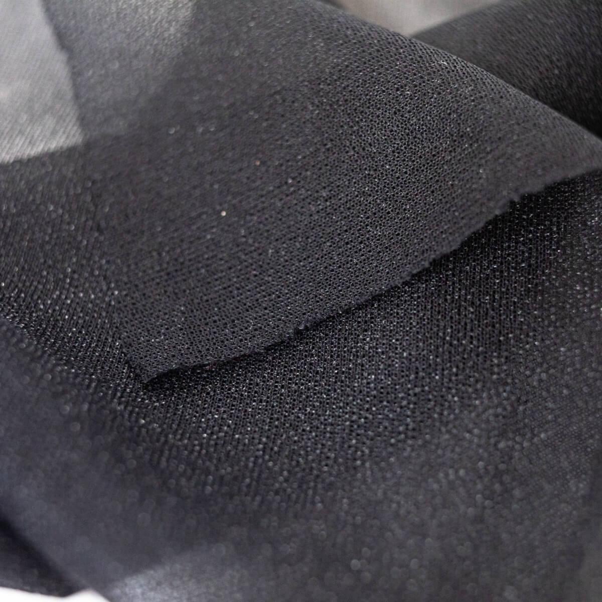 SULKY TENDER TOUCH schwarz, 25cm x 5m