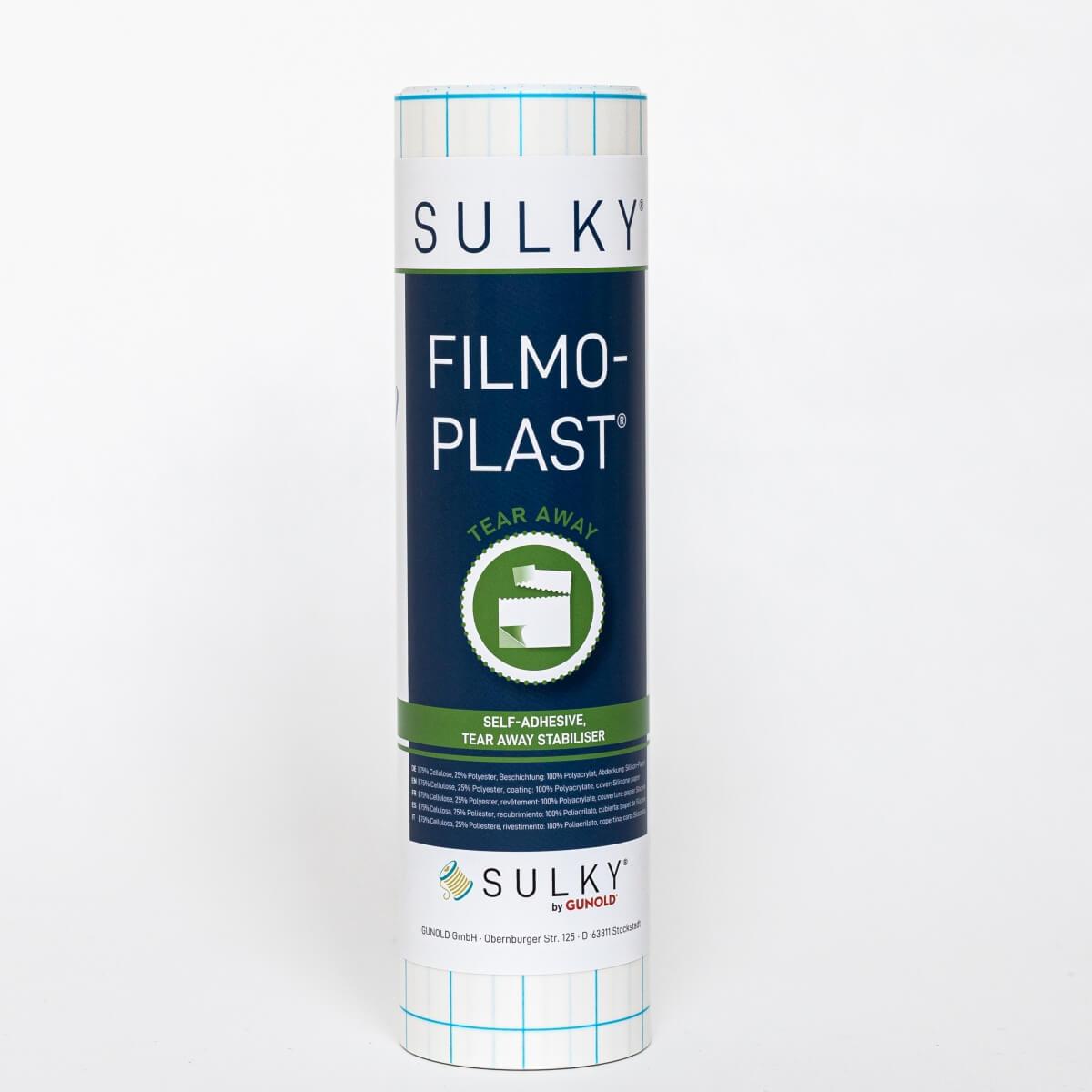 SULKY FILMOPLAST weiß, 25cm x 5m