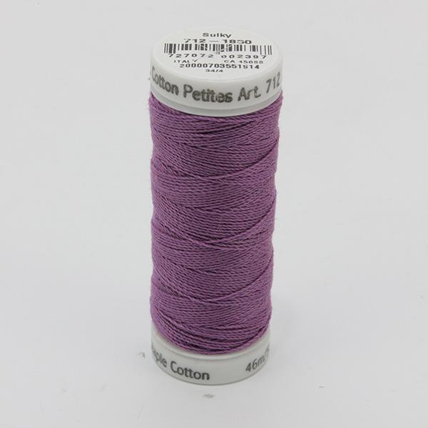 SULKY COTTON PETITES 12, 46m Snap Spulen -  Farbe 1830 Lilac