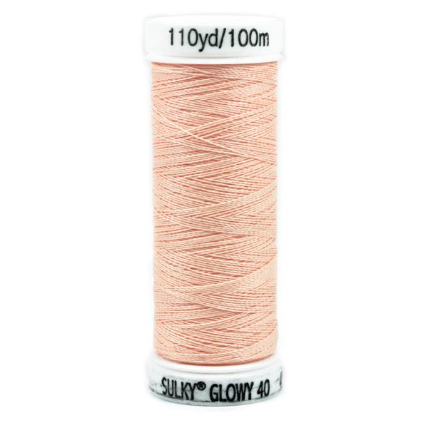 SULKY GLOWY, 100m/110yds Snap Spools - Colour 202 Orange