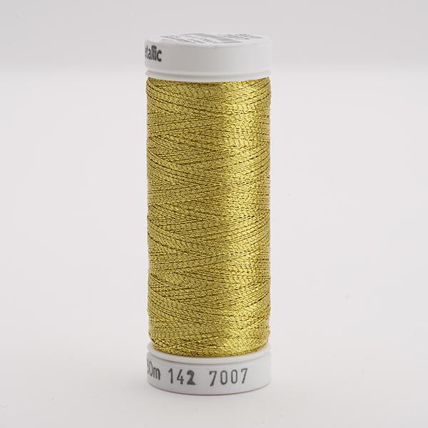 SULKY ORIGINAL METALLIC gold/silber, 150m Snap Spulen - Farbe 7007 Gold