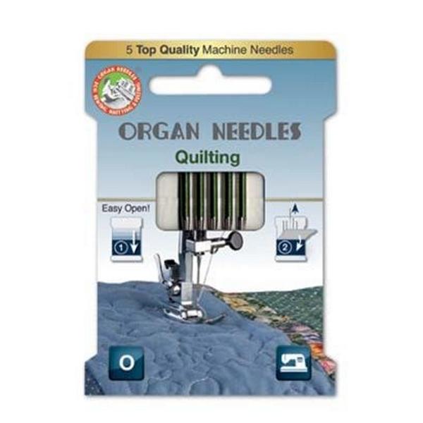Organ Needles Quilting Sortiment