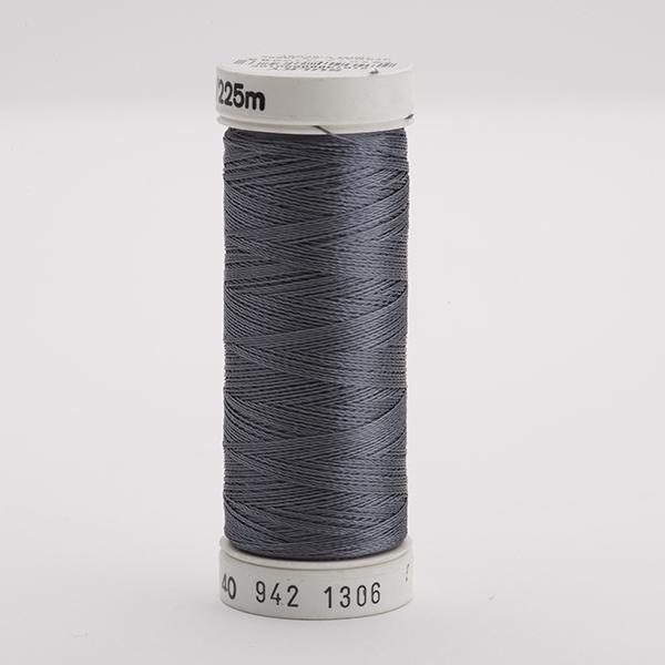 SULKY RAYON 40 farbig, 225m Snap Spulen -  Farbe 1306 Gun Metal Gray